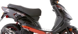 X-RACE 50 2T 15-19