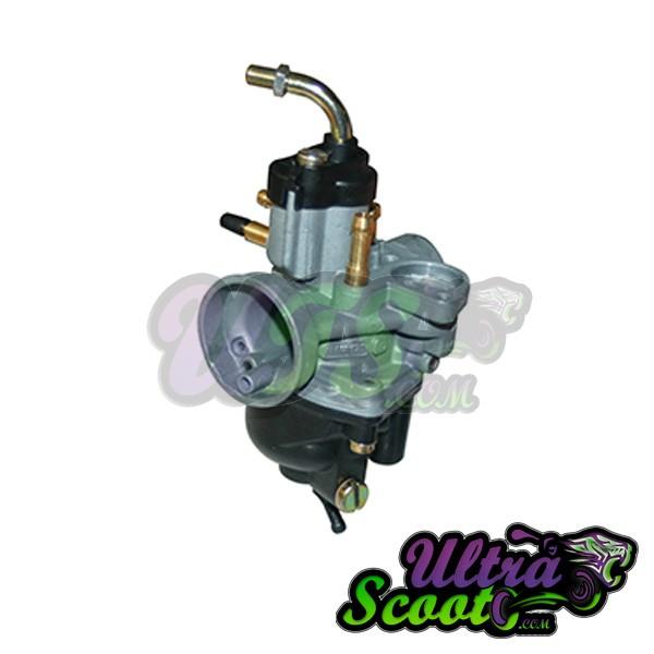 Carburettor Dellorto Phva 17.5mm & Electric Choke