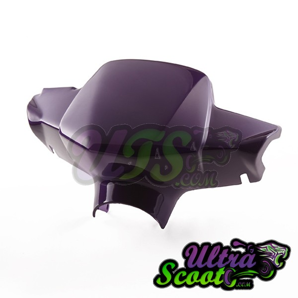 Handlebar Cover Yamaha Bws/Zuma 02-11 Purple Cyber