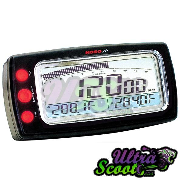 Speedometer Koso G2 Revolution