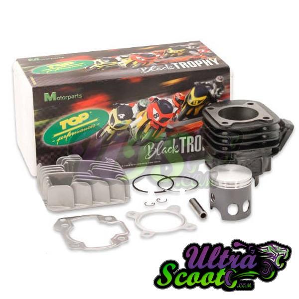 Cylinder Kit Top Performance Black Trophy 70cc