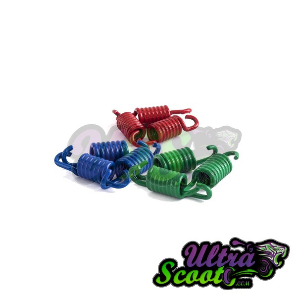 Clutch Spring Jasil 9pcs (Green/Red/Blue)
