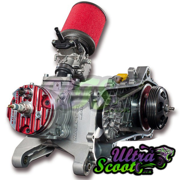 Complete Engine Package Malossi RC-ONE 70cc (Minarelli)