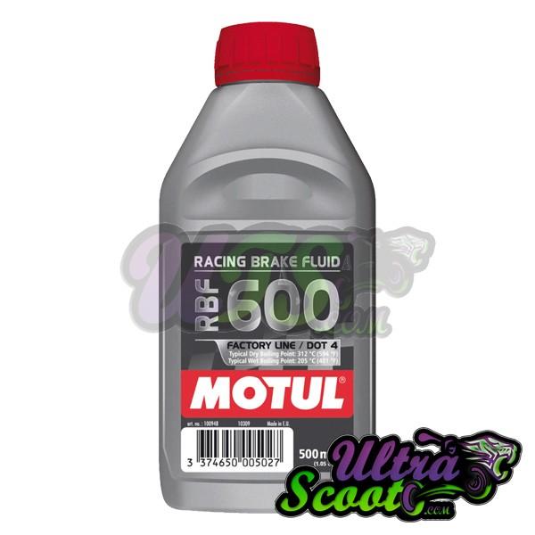 Motul Brake Fluid RBF 600 - Factory Line Dot-4