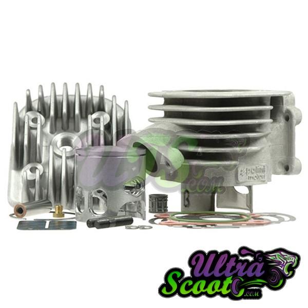 Cylinder kit Polini EVOLUTION 70cc 12mm Minarelli Vertical