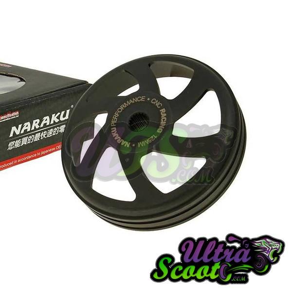 Clutch Bell Naraku V2 CNC 107MM Minarelli