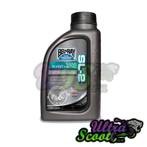 Belray Oil 2T Semi-Synthetic 1L