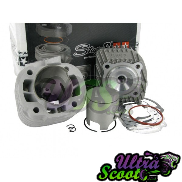 Cylinder Kit Stage6 Racing 70cc MKII 10mm
