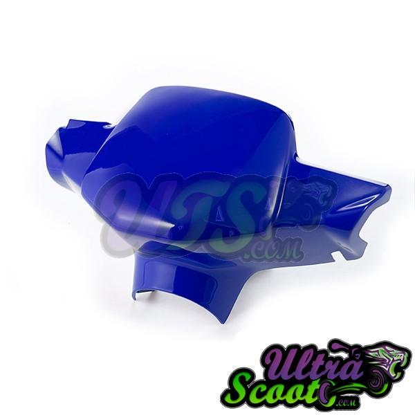 Handlebar Cover Yamaha Bws/Zuma 02-11 Blue