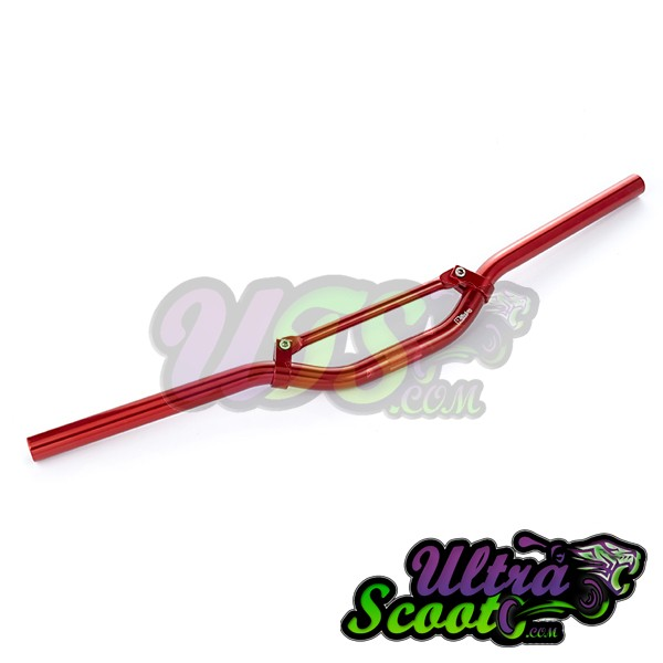 Handlebar Replay Red Anodized