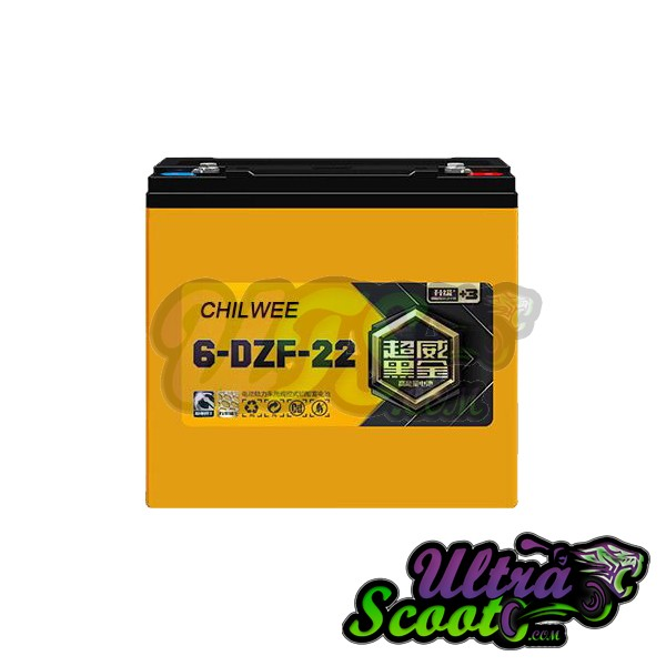 Battery DZF/DMZ Force1 12V 22Amp