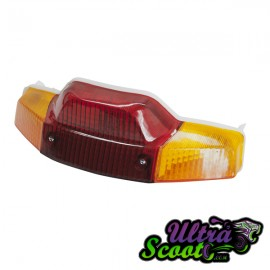 Tail Light Ms24 Red & Orange