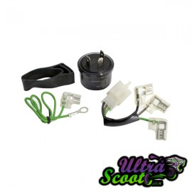 Flasher Relay Kit Ms24 for LED Blinker
