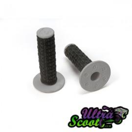 Handlebar Grips Torc1 Enduro MX Black/Gray