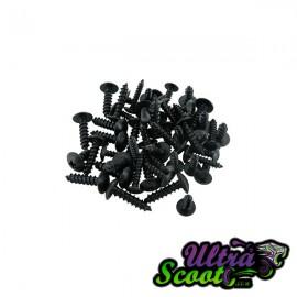 Body Screws 50pcs Motoforce