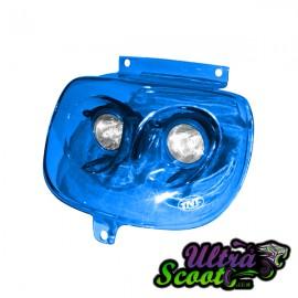 Twin headlights Tnt Blue