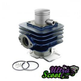Cylinder Kit Carenzi 50cc AC (Piaggio Base)
