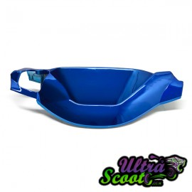 Handlebar Cover Tnt Blue Chrome