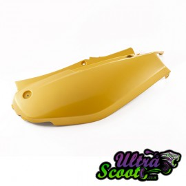 Left Side Cover Yamaha Bws/Zuma 02-11 Orange Lambo