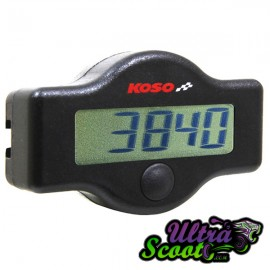 Rev Meter & Hour Meter Koso Séries EX-01