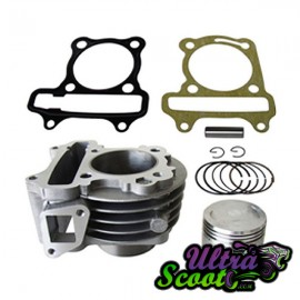 Cylinder Kit Ncy Gy6 180cc - 50cc 139QMB│4T