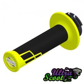 Handlebar Grips Protaper Neon Half-Waffle Yellow Neon