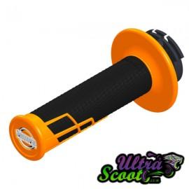 Handlebar Grips Protaper Neon Half-Waffle Orange Neon