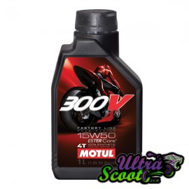 Motul Oil 300V Factory Road Racing 100% Synthétic 4T