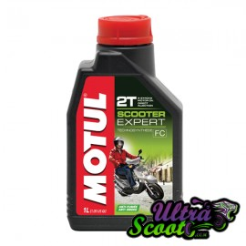 Motul Oil Scooter Expert Technosynthese 2T