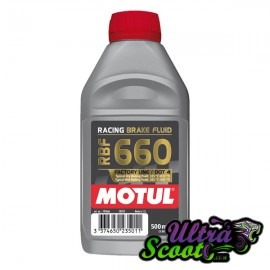 Motul Brake Fluid RBF 660 - Factory Line Dot-4