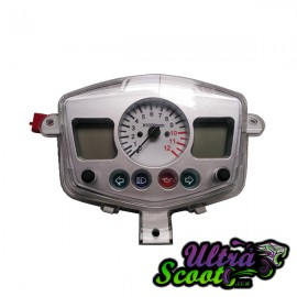 Tgb R50X Speedometer Genuine Old Model
