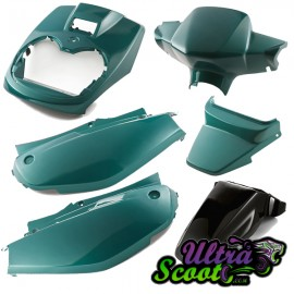 Body Kit Cover Yamaha Bw's/Zuma 02-11 Green Z