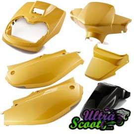 Body Kit Cover Yamaha Bw's/Zuma 02-11 Orange Lambo