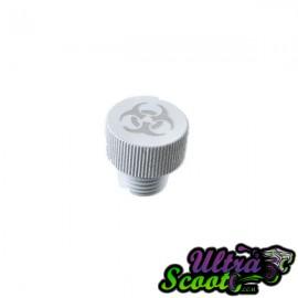 Oil Gear Cap Stylepro White Type 2