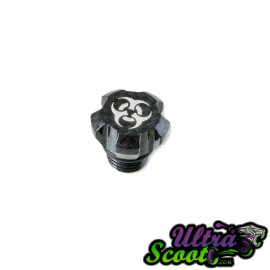 Oil Gear Cap Stylepro Black