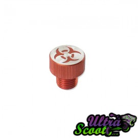 Oil Gear Cap Stylepro Orange Type 2