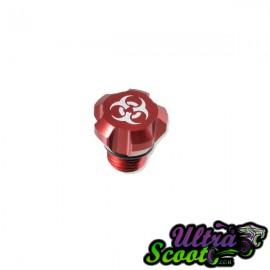Oil Gear Cap Stylepro Red