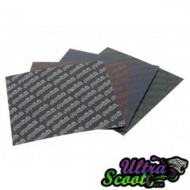 Carbon fibre sheets Polini 110 x 110mm 0.30