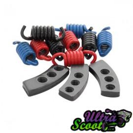 Clutch springs Malossi Racing (Hard)