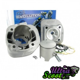 Cylinder kit Polini Evolution II 70cc 12mm
