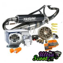 Engine Package Athena Sport & Yasuni R (Bws/Zuma) Aluminum Black