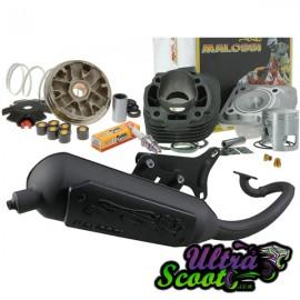 Engine Package Malossi Sport 70cc (Bws/Zuma)