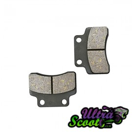 Front Brake Pads Keeway - Cpi 2T
