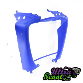 Front Side Cover Blue Yamaha Bws/Zuma 02-11