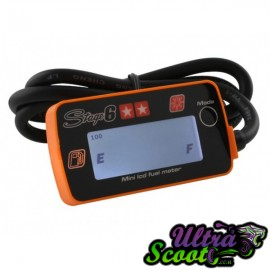 Fuel Gauge Stage6 Orange