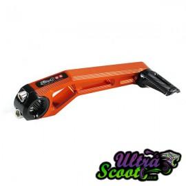 Kickstart lever Stage6 CNC EVO MKII Orange/Black