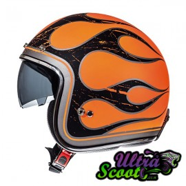 Casque Le Mans Flaming
