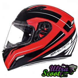 Casque Mugello Maker rouge