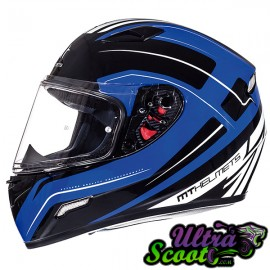 Casque Mugello Maker bleu