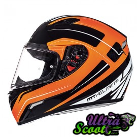 Casque Mugello Maker orange